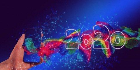An Nou Fericit! * La Multi Ani, 2020!