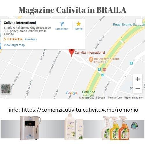 Centru Calivita BRAILA