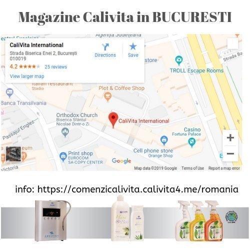 Centru Calivita BUCURESTI