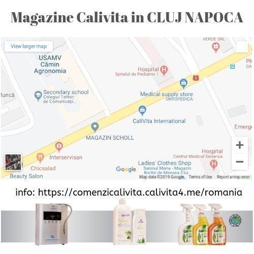 Centru Calivita CLUJ NAPOCA