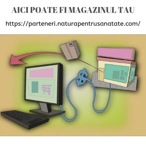 Magazin Online CaliVita PARTENERI