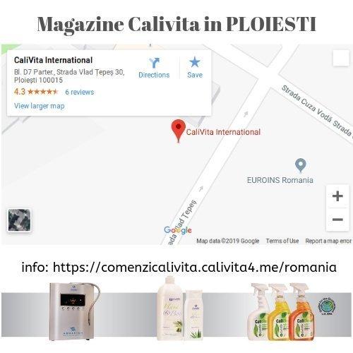Centru CaliVita PLOIESTI