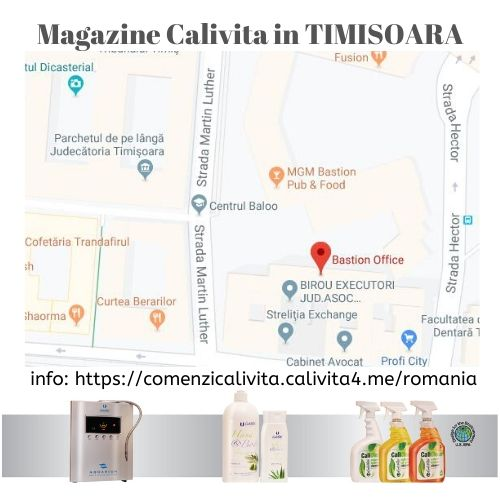Centru CaliVita TIMISOARA