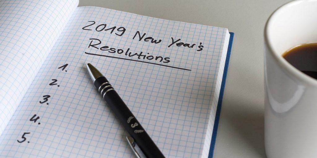 Rezolutii Noul An 2019