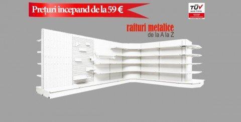 Atrage-ti clientii în magazin cu rafturi metalice de la A la Z