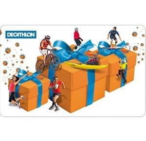 Card CADOURI SPORTIVE * decathlon.ro