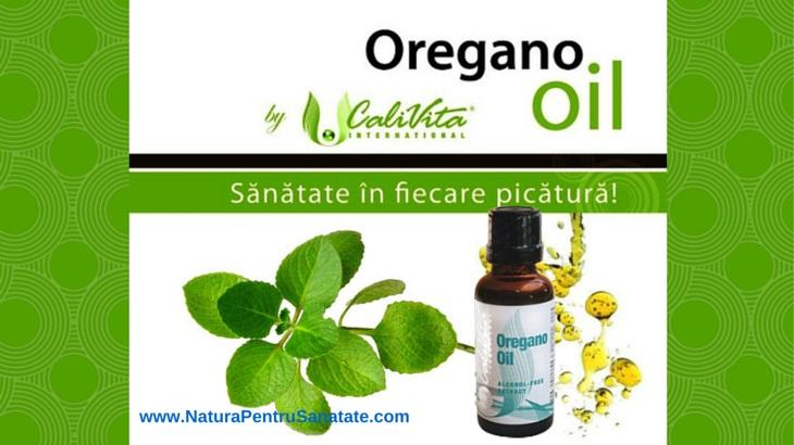 Oregano Oil CaliVita Pret promotional