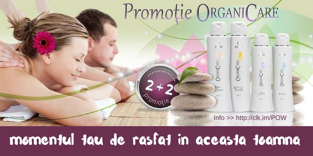Pachetul Organic Wellness Promotie CaliVita