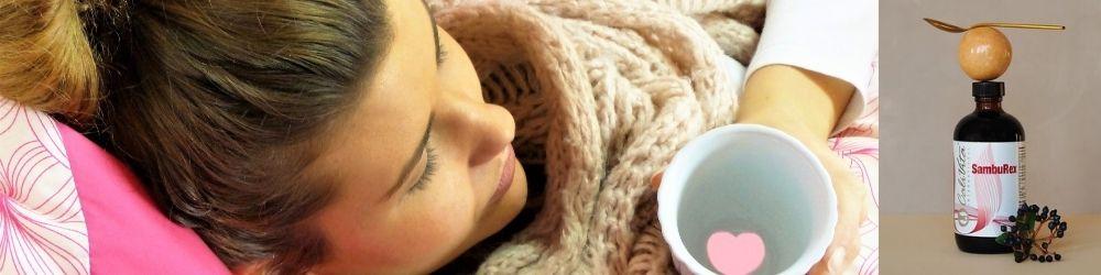 SambuRex CaliVita previne raceala gripa - Zilele de iarna pleaca, raceala si gripa se intorc