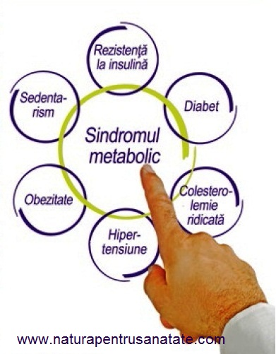 Ce este sindromul metabolic si cum se manifesta