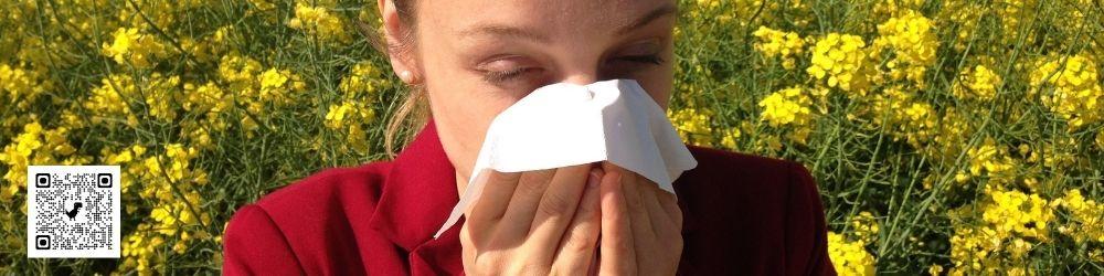 Remedii pentru alergii din Farmacia Naturii