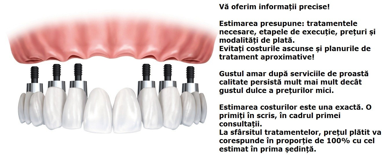 Un dentist bun pentru implantul dentar perfect si durabil