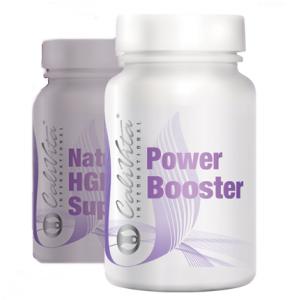 Stimulant natural pentru creştere * Power Booster Calivita