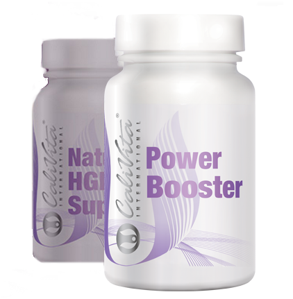 Power Booster - Natural HGH Support Calivita
