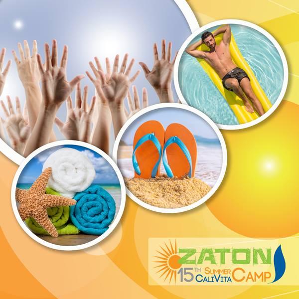 Tabara de vara CaliVita 2016 * ZATON, Croatia