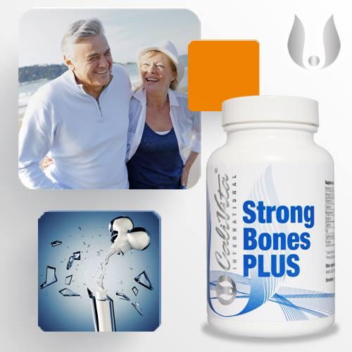 Strong Bones PLUS osteoporoza boala